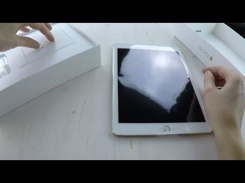 iPad Air 2 Unboxing - 32GB Gold