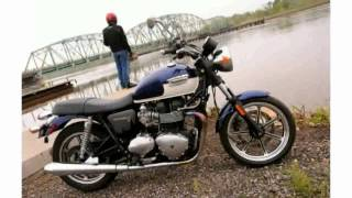 4. 2011 Triumph Bonneville SE - Review