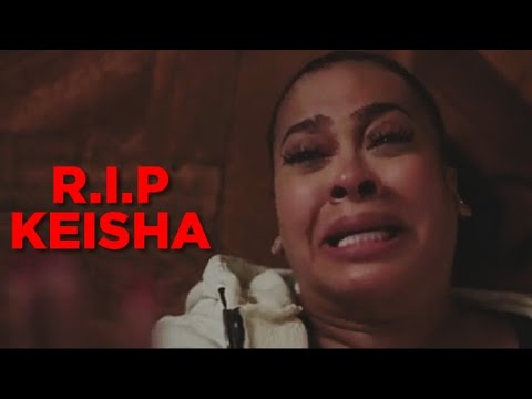 Tasha Kills Keisha Power Season 6 Episode 8