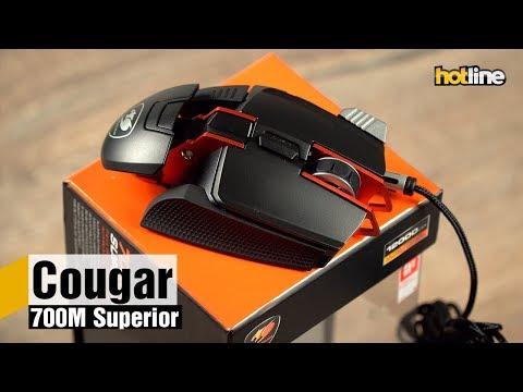 Cougar 700M Superior — обзор игровой мыши