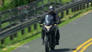 9. MotorWeek | Two Wheelin': Honda VFR 1200