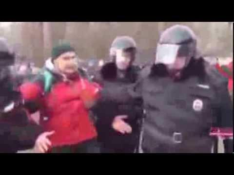 Провокаторы в Крыму 14.03.14 ukraina.crim (видео)