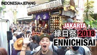 Video JAKARTA ENNICHISAI 2018 !! ジャカルタ縁日際 2018 !! MP3, 3GP, MP4, WEBM, AVI, FLV November 2018