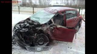Аварии 4й недели Января 2016