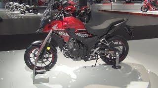 7. Honda CB500X ABS (2017) Exterior and Interior