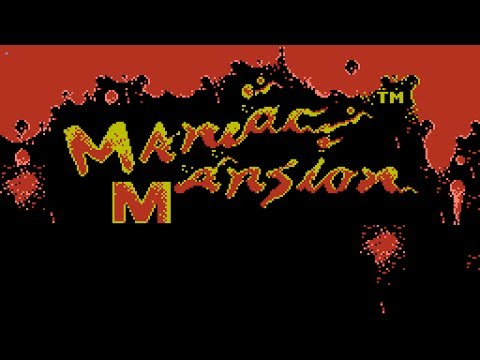 Maniac Mansion #1