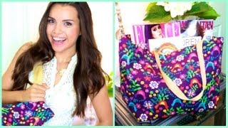 GIY Tote Bag ♥ No Sewing Necessary! - YouTube