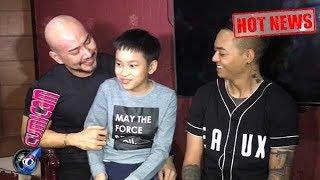 Video Hot News! Lihat Daddy Corbuzier Menari, Ini Komentar Mengejutkan Azka - Cumicam 31 Juli 2017 MP3, 3GP, MP4, WEBM, AVI, FLV Oktober 2017