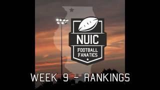 Week 9 | State Rankings + Power 5