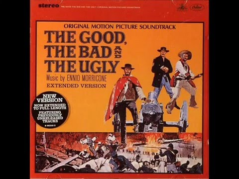 The Good, The Bad & The Ugly Soundtrack - Main Theme