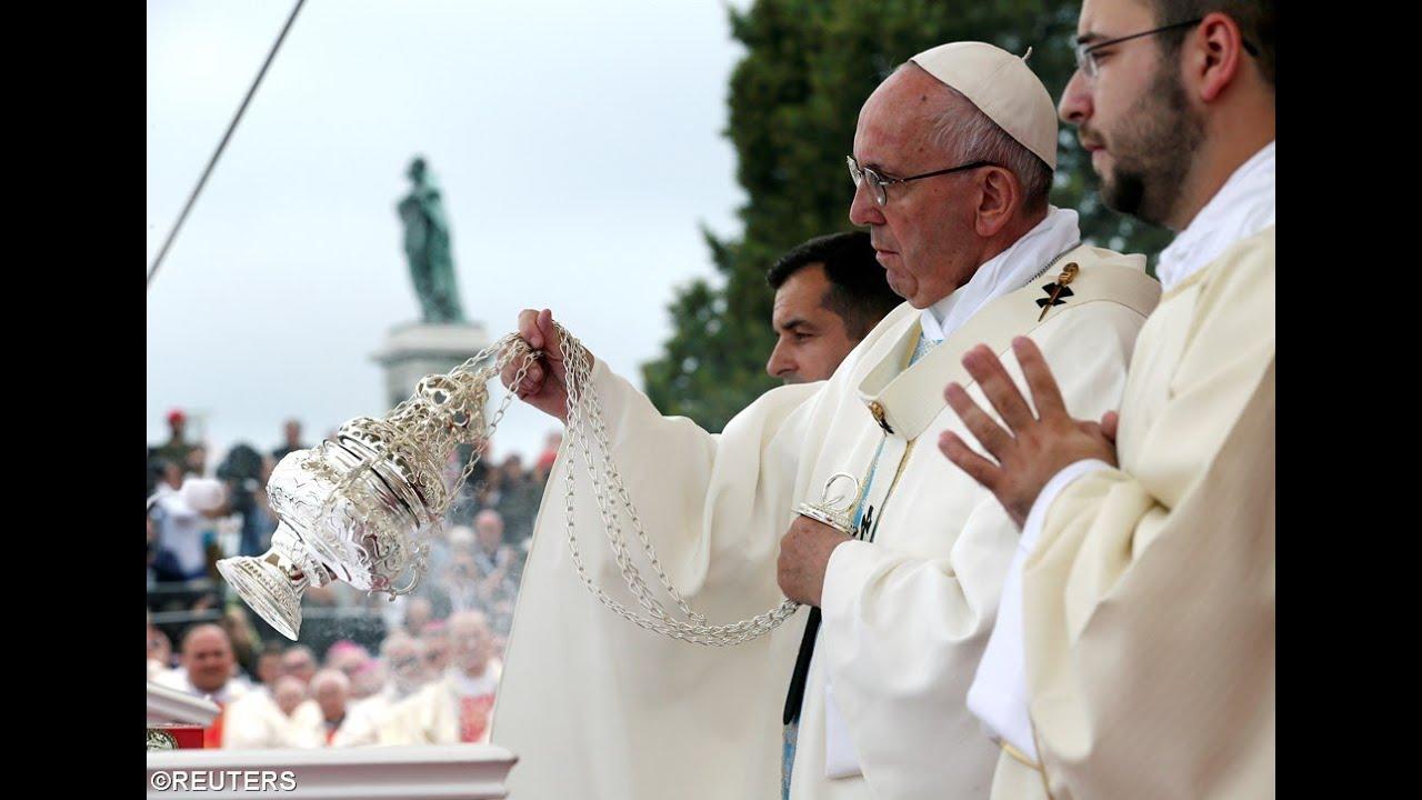 Papa Francisco celebra primeira missa na Polónia (JMJ 2016)