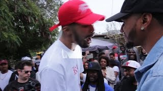 Two of San Bernardino's hottest battle rappers face off in this King of the Dono battle which took place at the 3rd Annual Bizill Barfest.  Hosted by RnB.Like, Comment, Share, & Favorite to support the AHAT Movement, thank you. AHAT has become the dominant battle league from the West Coast and one of the biggest battle leagues in the world. visit http://ahat.tv for more AHAT videos.AHAT IS THE HOTTEST BATTLE LEAGUE ON THE PLANET.Subscribe http://youtube.com/allhiphopallthetimeLike http://facebook.com/ahat.tvJoin https://facebook.com/groups/AHAT.tv3D Graphics. www.tomdamey.net***PURCHASE AHAT MERCHANDISE HERE http://ahat.tv/products ***FOLLOWhttps://twitter.com/od702@therealAHAT@AHATVegas@AHATCali@AHATTexas@iebonics@ahatexec@CoreTheEmcee@bigkree_210@PRiM3thaRiPP3R@ThaArtofWar@MolotovMyers INSTAGRAMhttps://instagram.com/od702/AHATVegasAHATCaliAHATTexasAHATUTiebonics