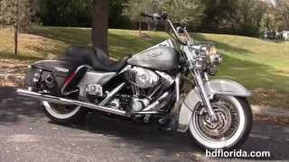 10. Used 2005 Harley Davidson FLHRC Road King Classic Motorcycles for sale