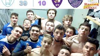 Puilboreau France  city photo : 2016 01 23 Rugby U 18 ARA vs Rass Grand Angoumois
