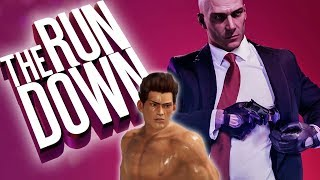 Dead or Alive 6, Hitman 2, New Dontnod Games Announced! - The Rundown - Electric Playground