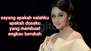 DEWI PERSSIK   SATU KATA terbatu 2018 official lyric video