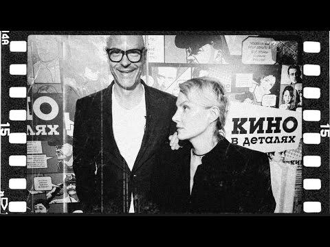 Кино в деталях.  Гость программы - Рената Литвинова (23.05.2016)