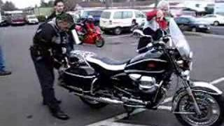 9. New Guzzi's go out the door 4