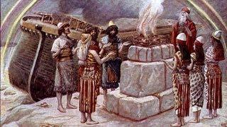 Bible Study/ Comparison Genesis Chapter 8