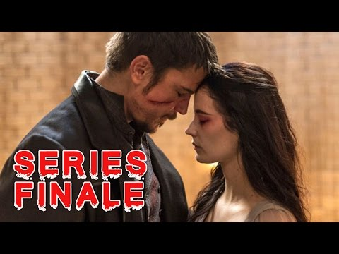 "Penny Dreadful SERIES FINALE ""Perpetual Night/The Blessed Dark"" ANALYSIS & REVIEW (Season 3 Eps 8+9)"