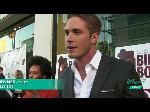 BILLY BOY LA Premiere - Interviews with BLAKE JENNER