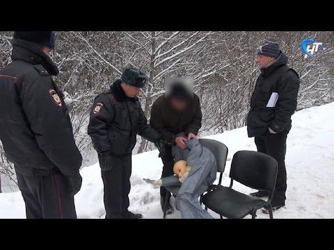 Арестован подозреваемый в убийстве 30-летнего жителя Санкт-Петербурга Никиты Хлебникова