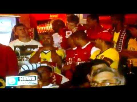 Arsenal Cape Town Official Supporters Club Feature On E-TV