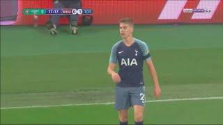 Video Juan Foyth vs West Ham (Carabao Cup 2018) MP3, 3GP, MP4, WEBM, AVI, FLV November 2018