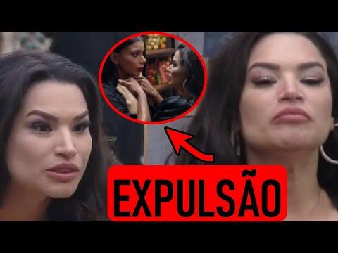 RAISSA EXPULSA DA FAZENDA HOJE À NOITE!! Ela tem uma SÍNDROME!