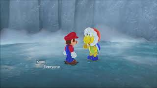 Let's Play Super Mario Odyssey Part 45 - Freezing to Death! (Snow Kingdom 100% 1/2)