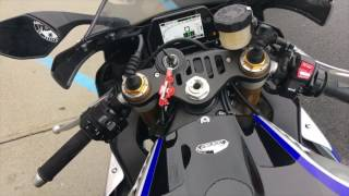 7. 2017 Yamaha R1 M | First Look
