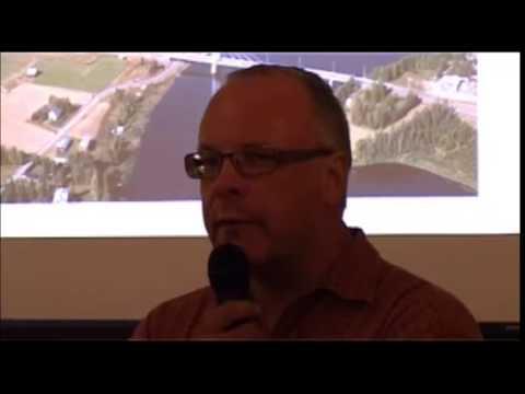 PUABs entreprenörskväll i Kaunisvaara 8 juni 2011