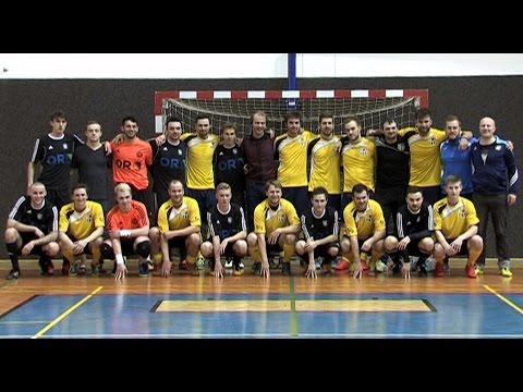 V Mohelnici proběhlo čtvrtfinále celostátní ligy ve futsalu