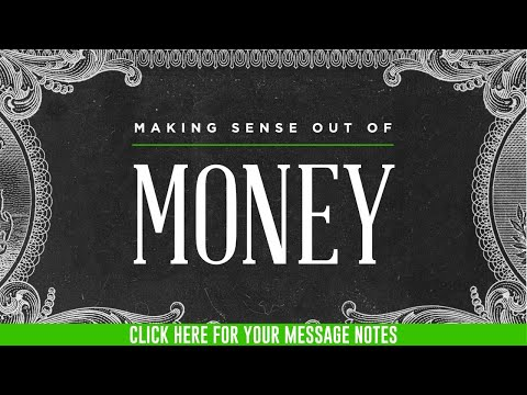 The Power of Money - Making Sense Out of Money - 11AM