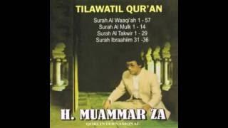 Video H.Muammar ZA Surah Al-Waqi'ah Ayat 1-57 MP3, 3GP, MP4, WEBM, AVI, FLV Juni 2018