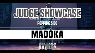 Madoka – SKULLAB BATTLES 2019 POPPING SIDE JUDGE SHOW