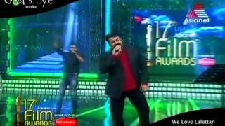 Video Mohanlal singing Maha Ganapathim MP3, 3GP, MP4, WEBM, AVI, FLV Maret 2019
