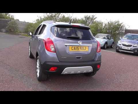 Vauxhall MOKKA 1.6i SE 5dr U100782