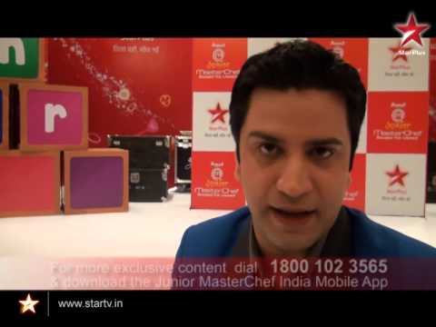 Video of Junior MasterChef India