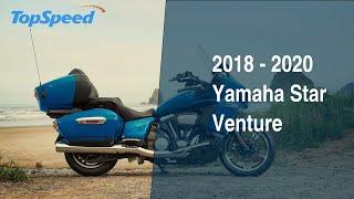 2. 2018 - 2020 Yamaha Star Venture