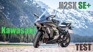 Kawasaki H2 SX SE+ TEST | Jetzt noch besser mit elektronischem Fahrwerk?!