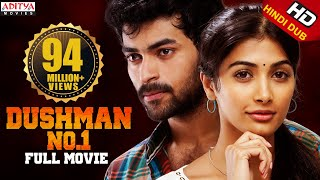 Dushman No.1 Hindi Dubbed Full HD Movie (MUKUNDA) | Starring Varun Tej, Pooja Hegde | Aditya Movies