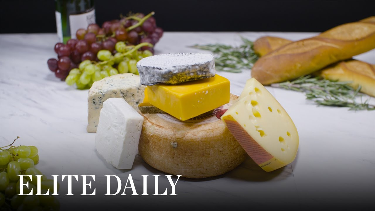 These Cheese Facts Will Make You Feel Less Guilty About Your Dairy Addiction