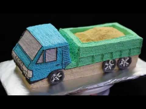 Фото торт камаз