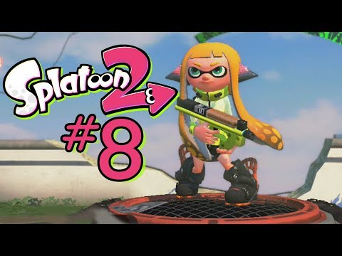 The Beginning of the End... (Splatoon 2 Single Player #8)