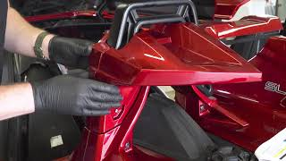 8. Upgrading a 2017 Polaris Slingshot SL with a Slingshade roof