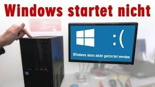 Video Windows startet nicht mehr - Probleme beheben - Updateproblem - [4K] MP3, 3GP, MP4, WEBM, AVI, FLV Juli 2018