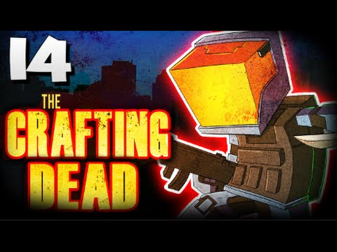 Minecraft Crafting Dead Mod Pack 14 | ZOMBIE MANSION! – Walking Dead in Minecraft
