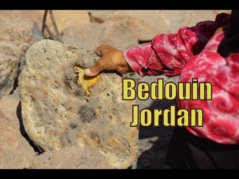 Visiting a Bedouin Home to Drink Coffee and Eat Bread