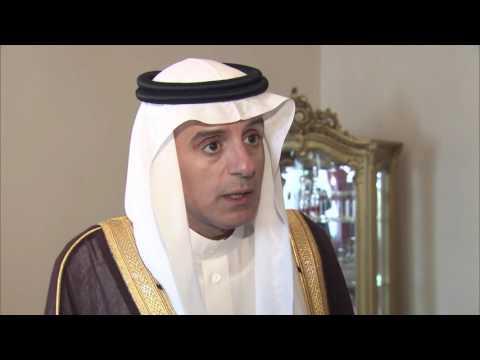 #فيديو :: #الجبير : المملكة لا تسيس موضوع البترول والسوق هو من يحدد الاسعار